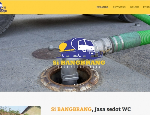 Sedot WC Sibangbrang Bandung